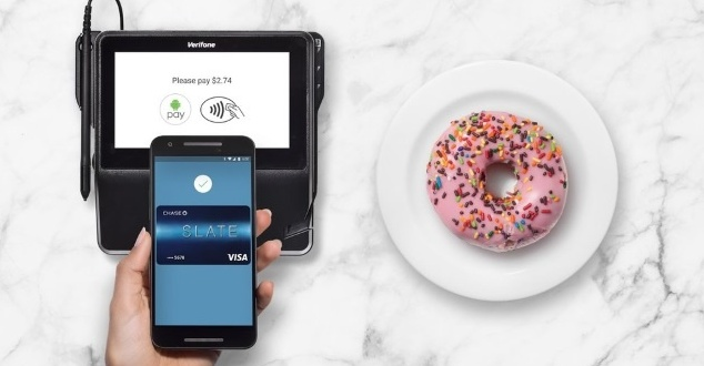Android Pay (fot. Blog Google)