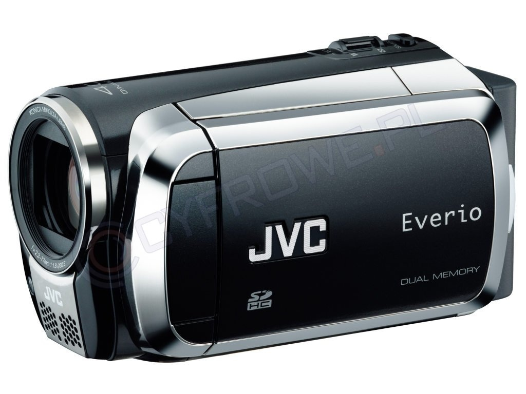 Jvc everio gz ms120 4
