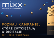 IAB MIXX Awards & Conference 2018 już 28 listopada