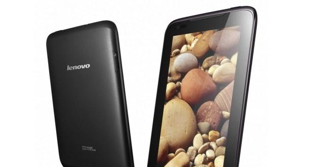 Lenovo zawojuje rynek tabletów?