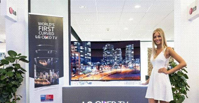 LG startuje w Polsce z zakrzywionymi ekranami