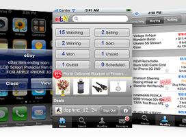 Przez aplikację na iPhone sprzedano towary za 400 mln $