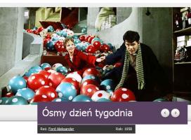 Fototeka prezentuje zdjęcia z najlepszych polskich filmów.