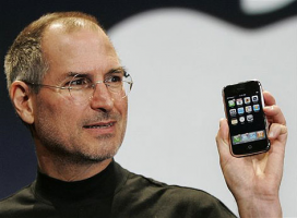 Steve Jobs piłkarzem - według 20% Brytyjczyków