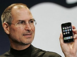 Steve Jobs: Apple warte 50 mld dolarów