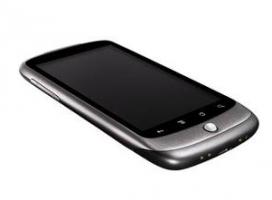 Słaby start Nexus One
