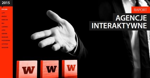 Raport Interaktywnie.com: Ranking agencji interaktywnych 2015