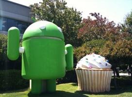 Android zdobywa rynek