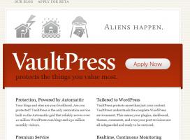 WordPress będzie robił kopie zapasowe swoich blogów
