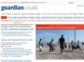 Serwis Guardiana nawiązuje do papierowych korzeni