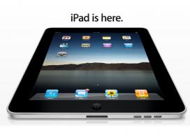 300 tys. iPadów sprzedanych w dniu premiery