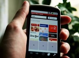 Opera Mini 5 dla użytkowników na rynkach wschodzących
