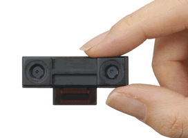 Trójwymiarowa kamera do komórki