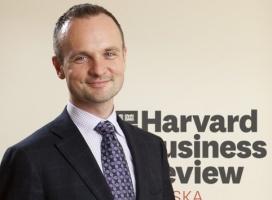 prof. Mikołaj Piskorski, fot. Harvard Business Review