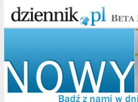 Dziennik.pl zmienia szatę graficzną