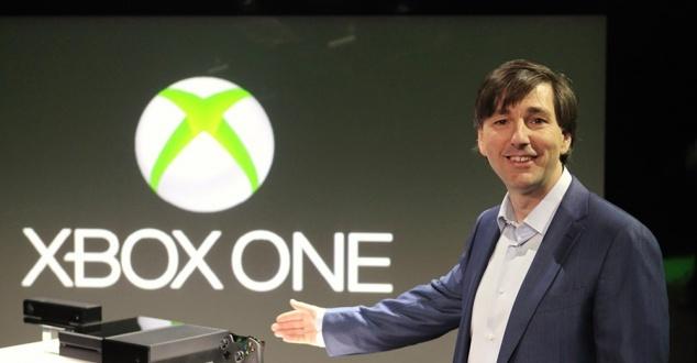 fot.: Microsoft, na zdjęciu Don Mattrick przedstawia Xbox One