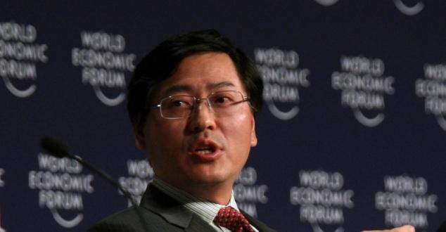 Yang Yuanqing, prezes Lenovo, fot. Wikimedia.org/CC BY-SA 2.0/Natalie Behring