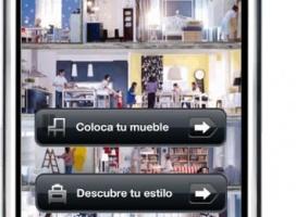 Interaktywny katalog IKEA wykorzystujący augmented reality