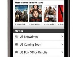 IMDb debiutuje aplikacją dla platformy Android