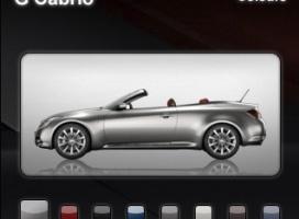 Infiniti Europe wydaje nową aplikację dla telefonu iPhone