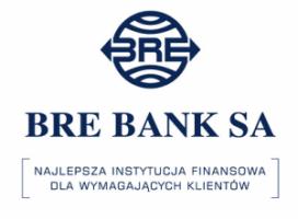 Notowania mobilne w Bre Banku