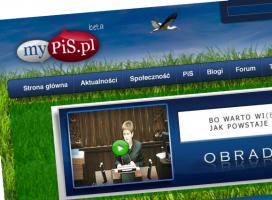 Mało społecznościowy MyPis.pl?