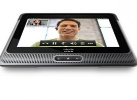 Nowy Tablet Cisco.