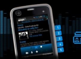 Gagabox dostępna na Iphone