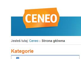 Ceneo.pl - strona główna