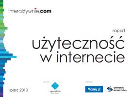 Najlepsze polskie strony internetowe. Pod kątem użyteczności