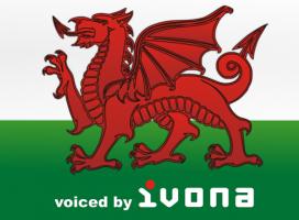 Ivona przemówiła po walijsku. Jako Geraint