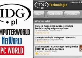 IDG.pl Wiadomości dla telefonów firmy Nokia