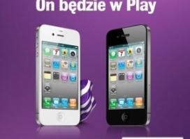 iPhone 4 oficjalnie w sieci Play