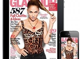 Magazyn dla kobiet Glamour debiutuje dla urządzeń iOS