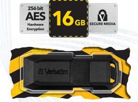 Secure 'n' Go. Szyfrowane pamięci USB