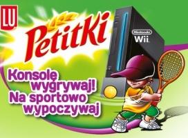 Wygraj Konsolę Nintendo Wii kupując Lu Petitki Herbatniki