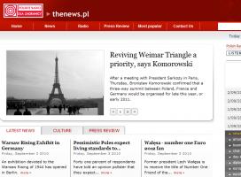 The Economist wyróżnia serwis Polskiego Radia