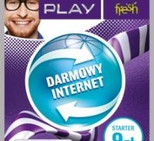 Play Fresh z darmowym transferem przy doładowaniu