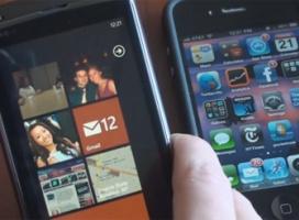 iPhone 4 z iOS4 czy Windows Phone 7 – porównanie [wideo]