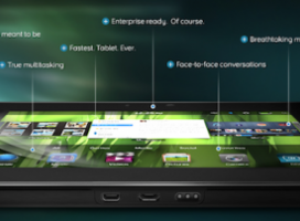 PlayBook – tablet producenta BlackBerry! [wideo]