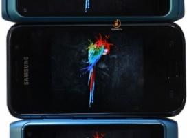 Nokia E7, Samsung Galaxy S i Nokia N8 – porównanie wyświetlaczy