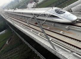 W Chinach pociągi podróżują najszybciej, najdalej i najlepiej