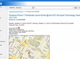 Windows Phone 7 oficjalnie 11 października. Microsoft potwierdził event
