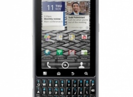 Motorola Droid Pro – Android w ciele BlackBerry