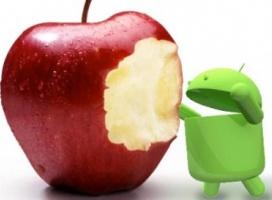 Androidy bardziej popularne niż iPhone 4