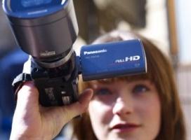 Trójwymiarowa kamera już w sklepach!