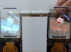 Przeźroczysty i giętki – dwa OLED-y TDK