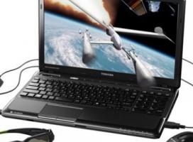 Toshiba DynaBook T550 – idealny laptop 3D dla gracza?