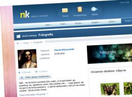 Grupy na NK. Szykuje się konkurencja dla Facebooka?