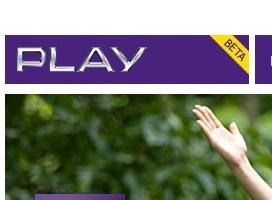 Nowa strona Play. Na razie w wersji beta